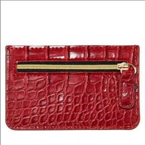 B-Low the Belt Card Holder Red